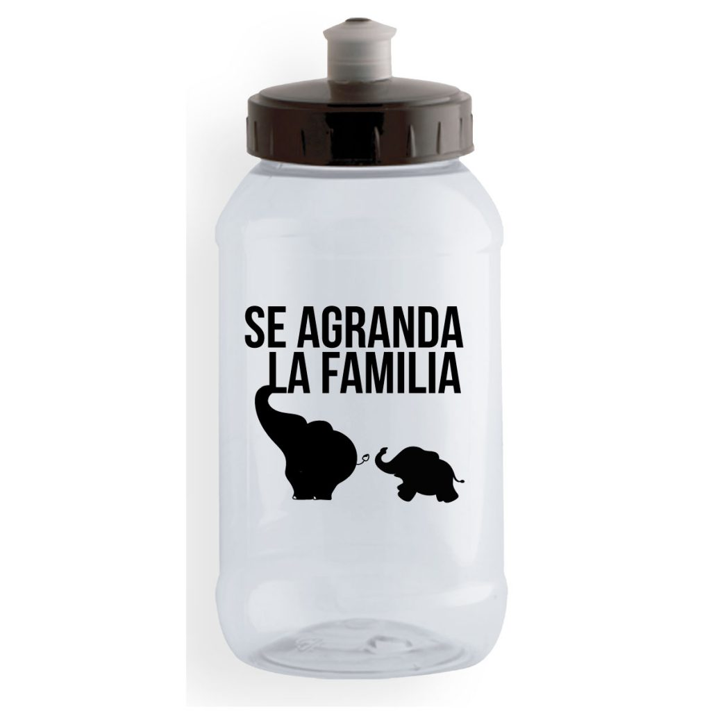 Vinil Baby Shower se agranda la familia